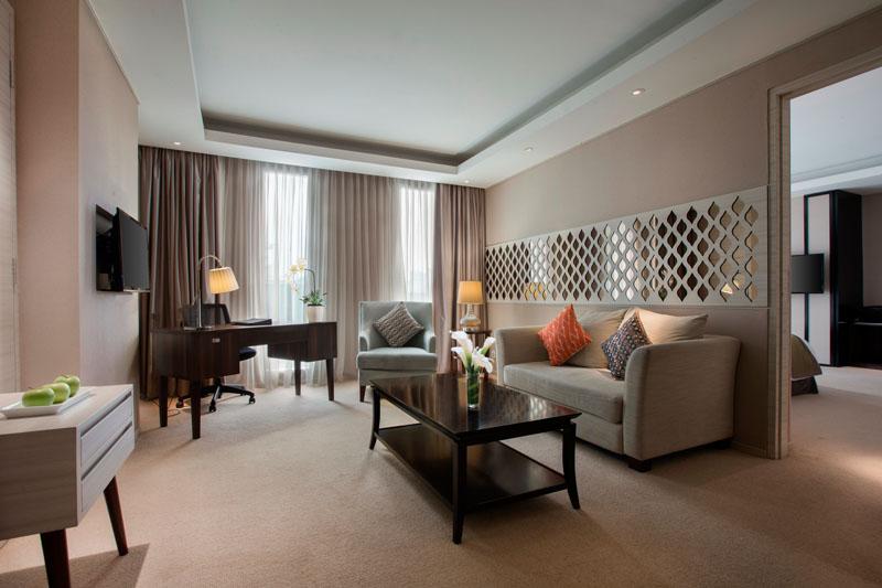 Hotel Grandhika Iskandarsyah Jakarta Jelajah Indonesia